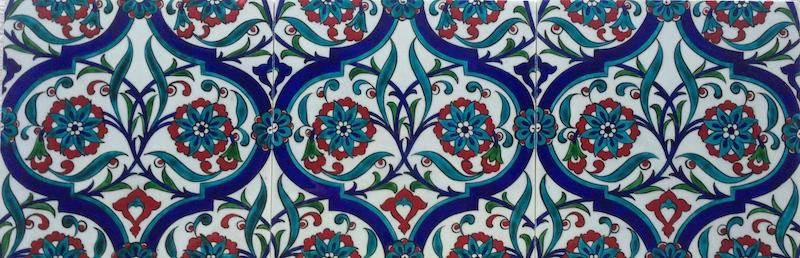 DEFNE  / three tiles /20 x 60cm