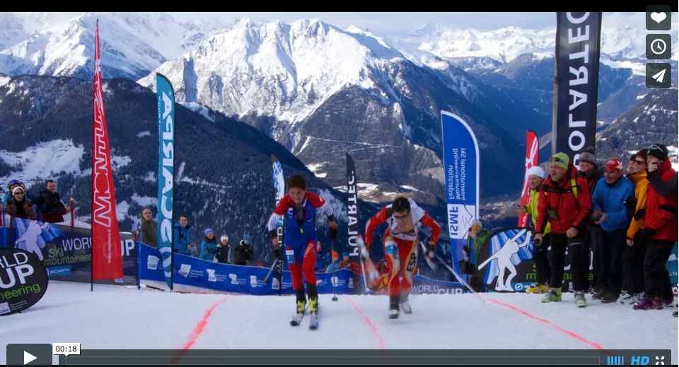WORLD CUP SPRINT - CLOSEST FINISH IN HISTORY