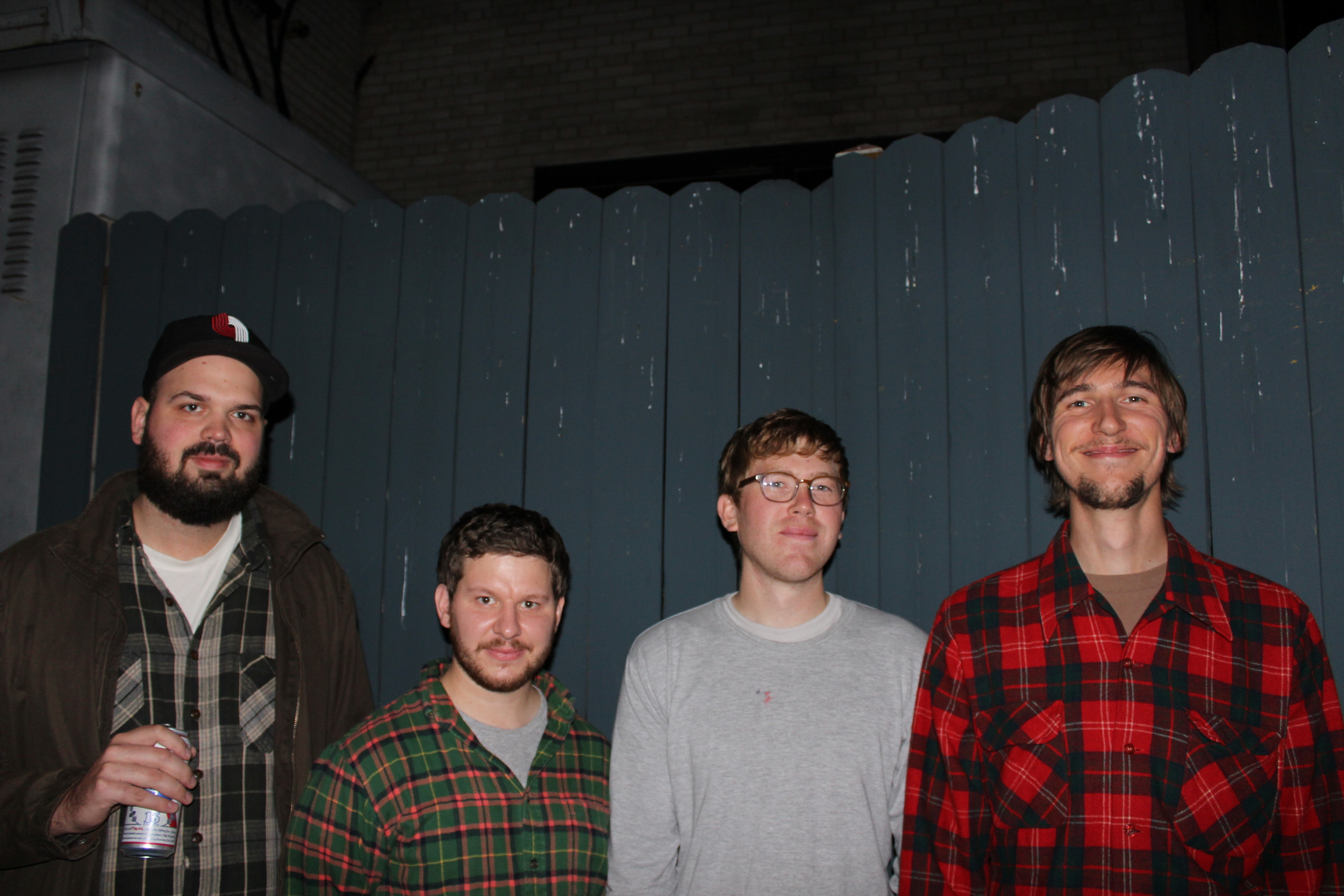 The breadth of BEAR. Also, probably the coolest press photo since the Turds of Misery. Google it.