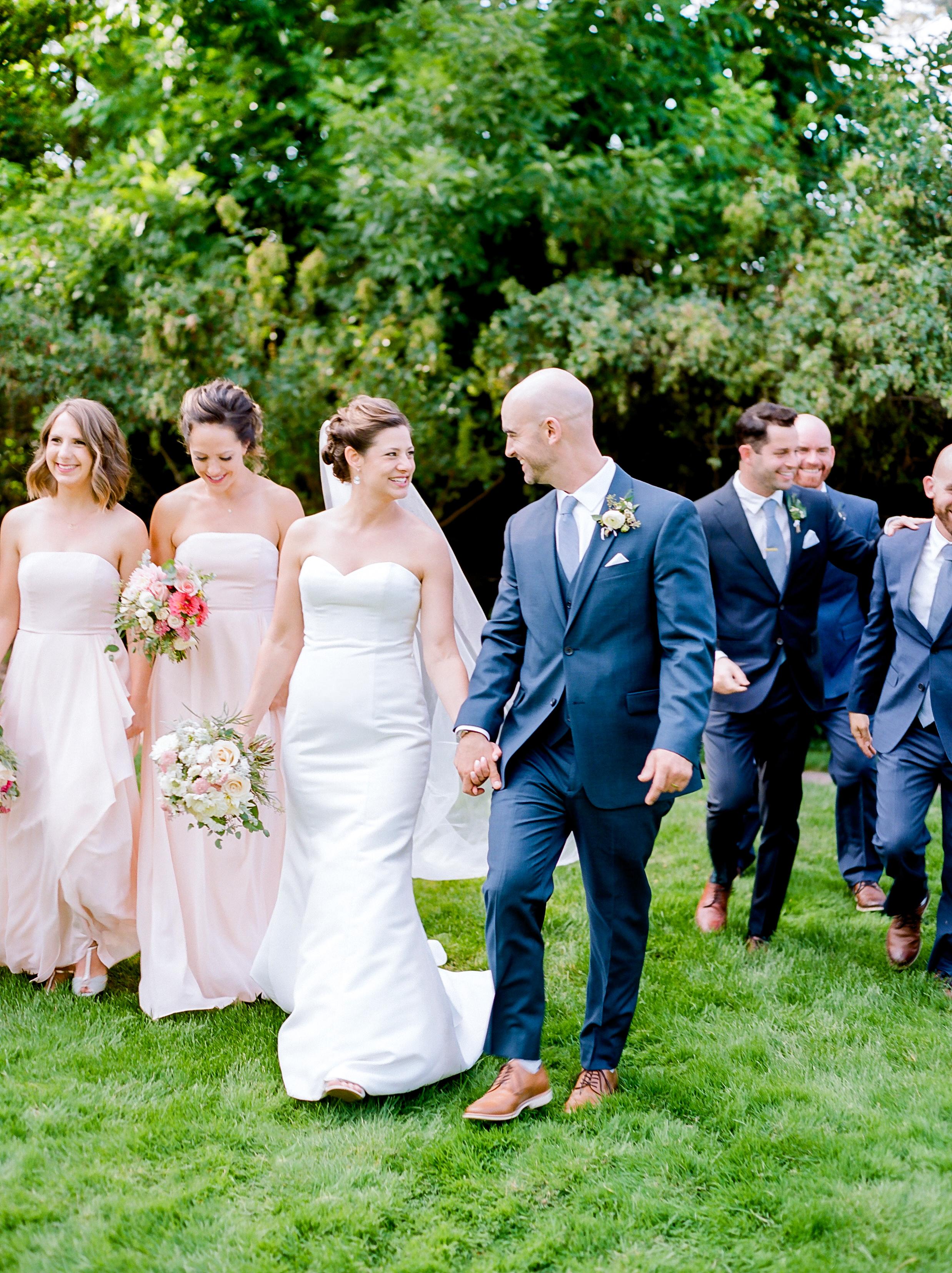 Spokane Wedding at the Bozarth Mansion