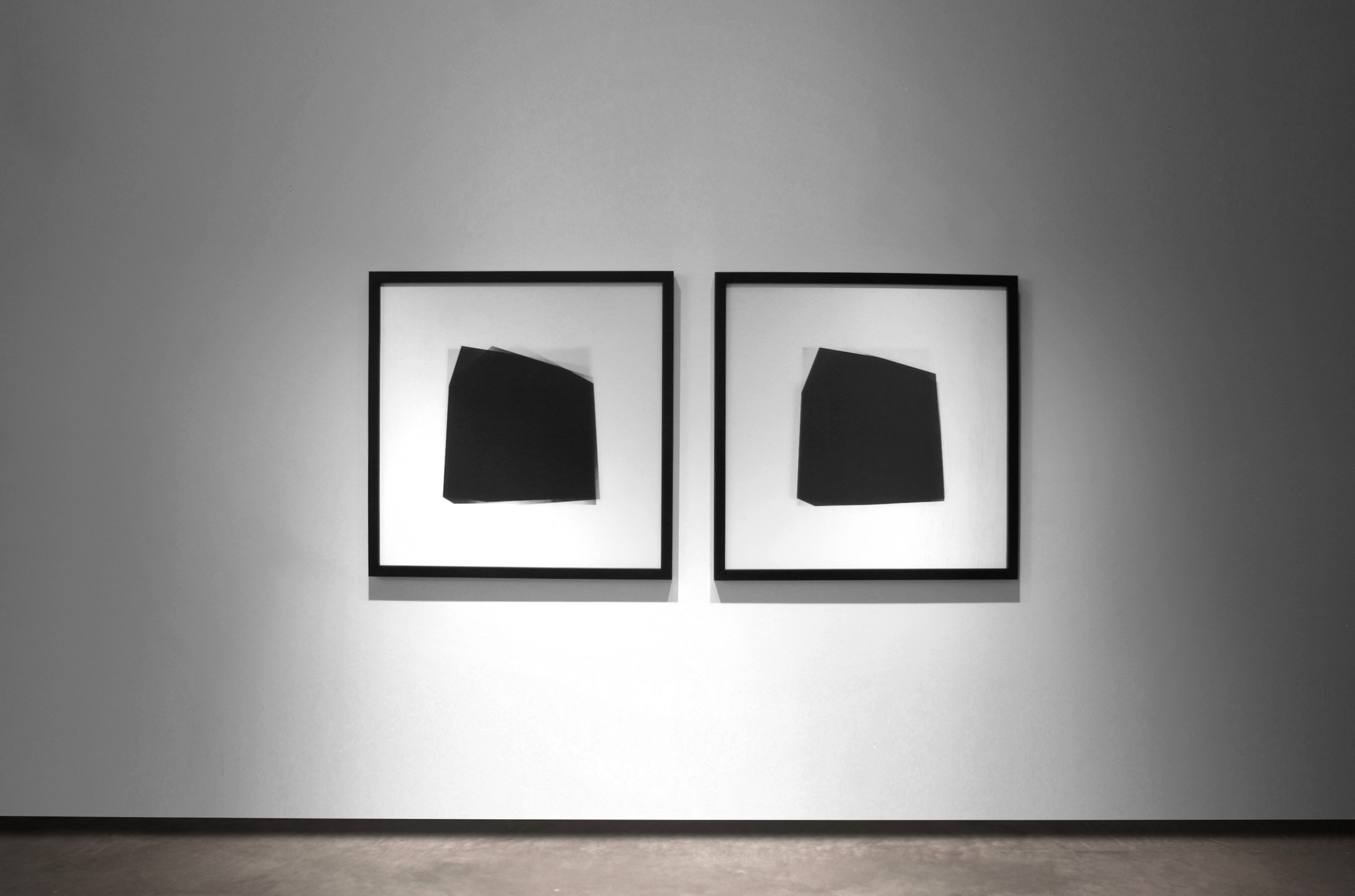 From God to Malevich, 180 View, Left to Right, Then Reversed, To Be Viewed at an Arm's-Length , 2009