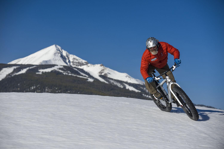 Rides like Moab, Tastes like Big Sky.