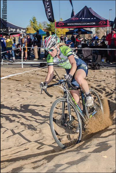 The sandpit!