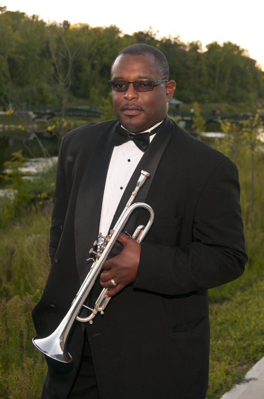 George Ervin, Lead Trumpet, Trumpet Section Leader
