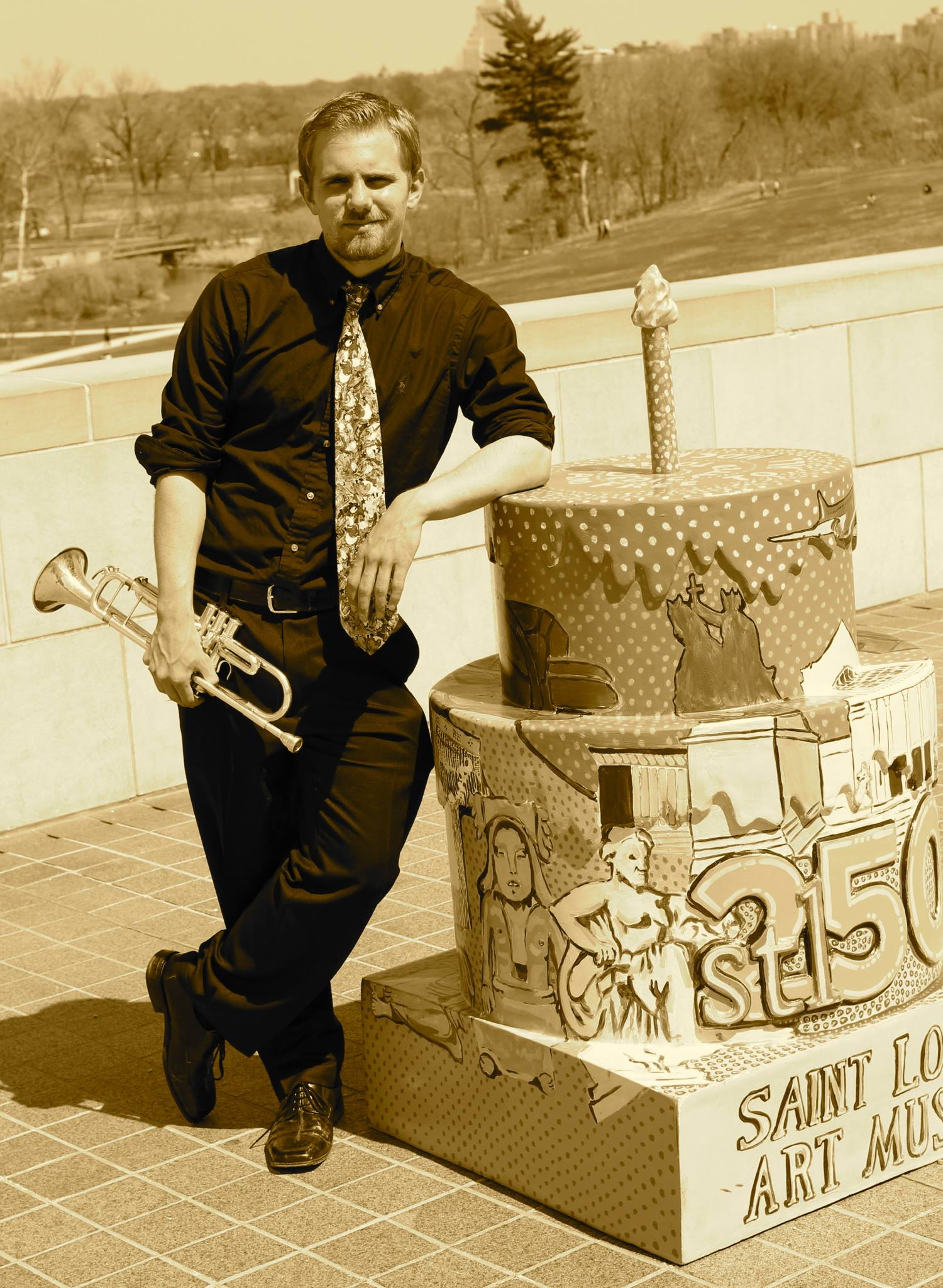 Robert Nagle, Trumpet