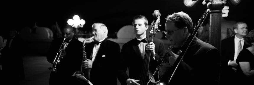 STL Big Band Musicans Perform for Dancing