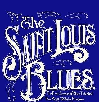 Saint Louis Blues Album Art
