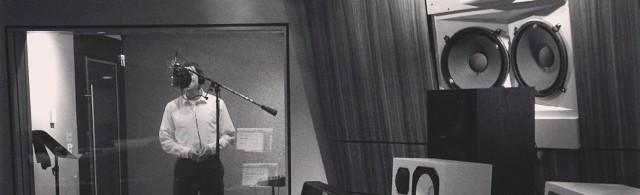 Joe Scalzitti in studio