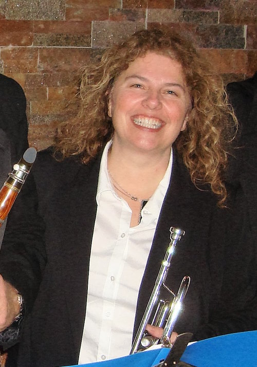 Melissa Potter, Vocalist