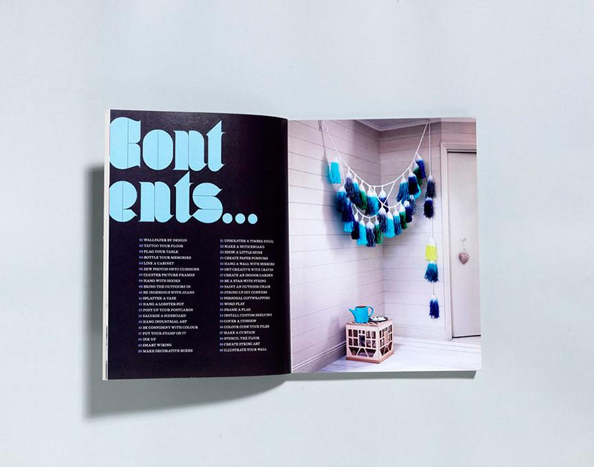 DESIGNED : 82 style ideas by Karen McCartney / InsideOut magazine + Murdoch Books