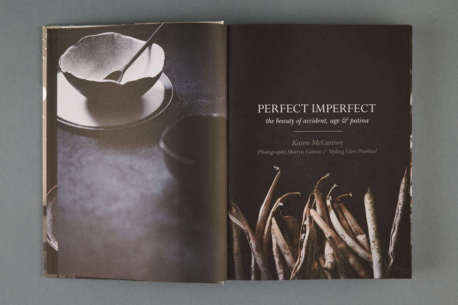 DESIGNED : Perfect Imperfect by Karen McCartney / Sharyn Cairns / Glen Proebstel + Published by Murdoch Books