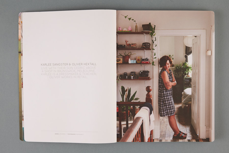 DESIGNED : SPACES by Frankie Magazine + various photographers + Published by Morrison Media