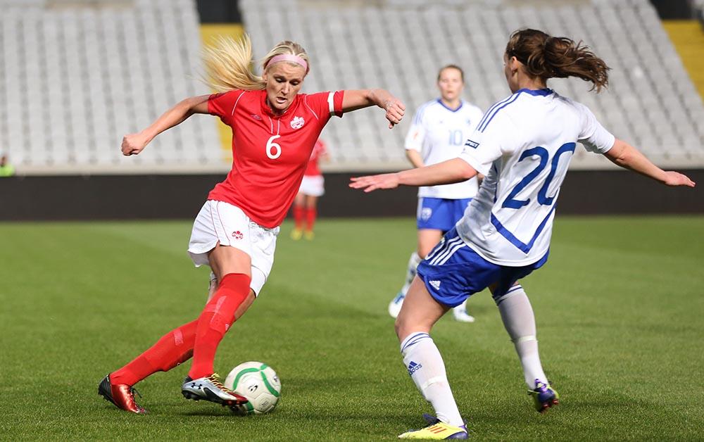 Canada-01 Kaylyn v Finland - Cyprus 2013.jpg