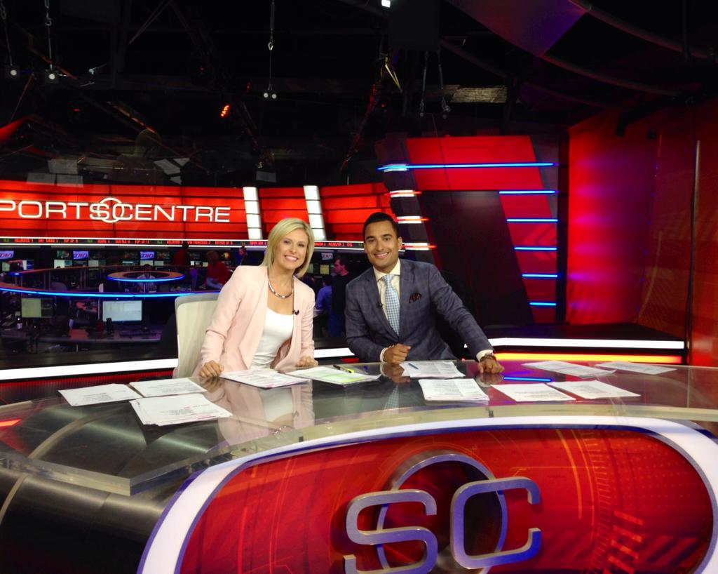 August 25, 2014 - TSN SportsCentre