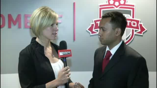 2013 Gol TV Canada at TFC