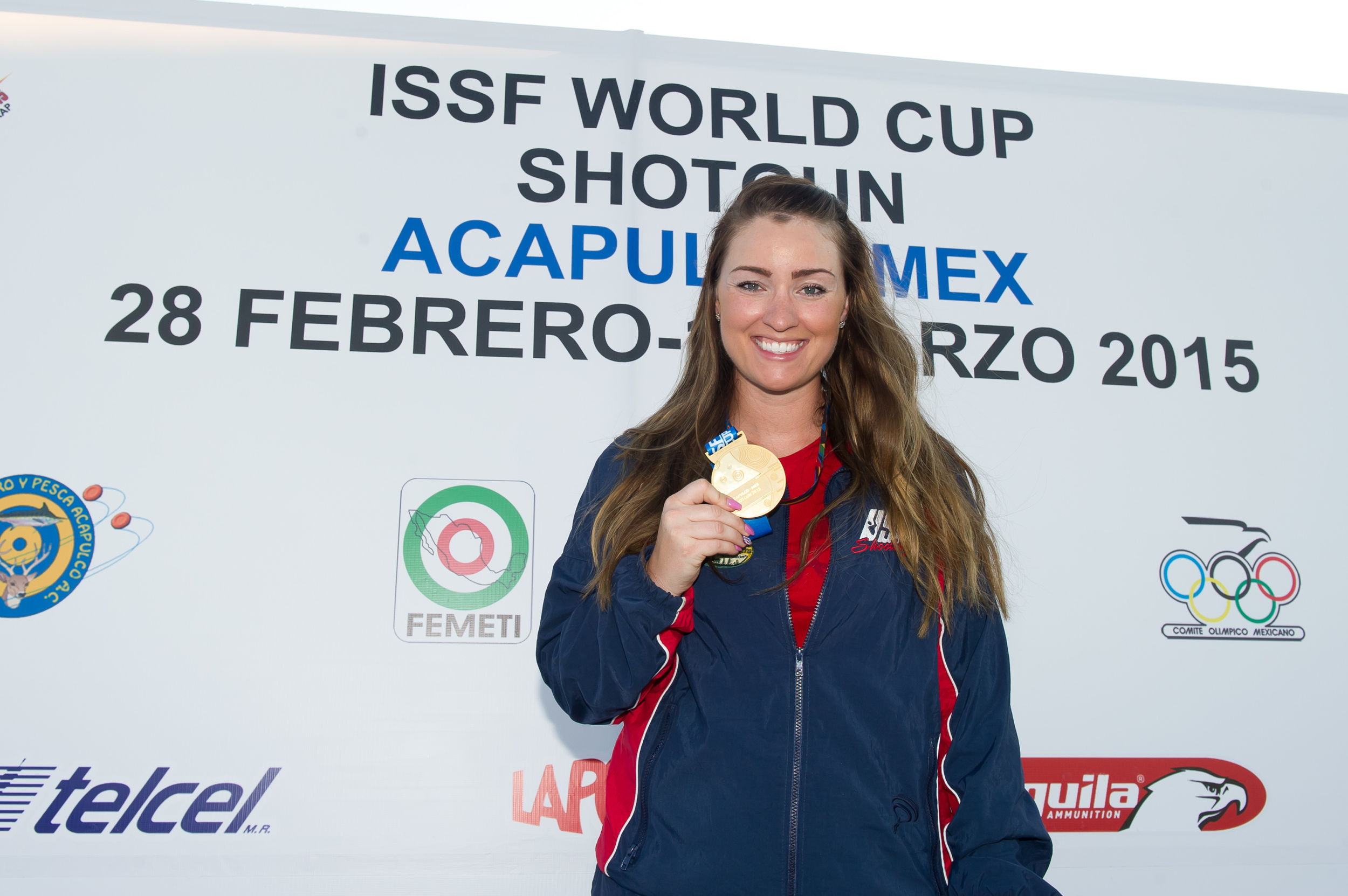 2015 ISSF World Cup in Acapulco