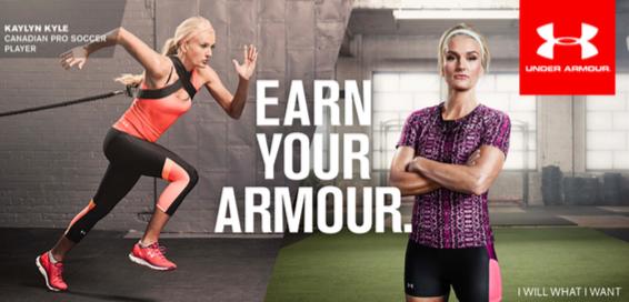 Spring 2015 - Earn Your Armour