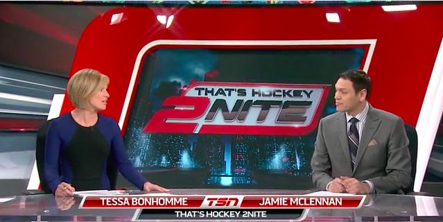 2015 TSN That's Hockey 2Nite - First Round Stanley Cup Playoffs