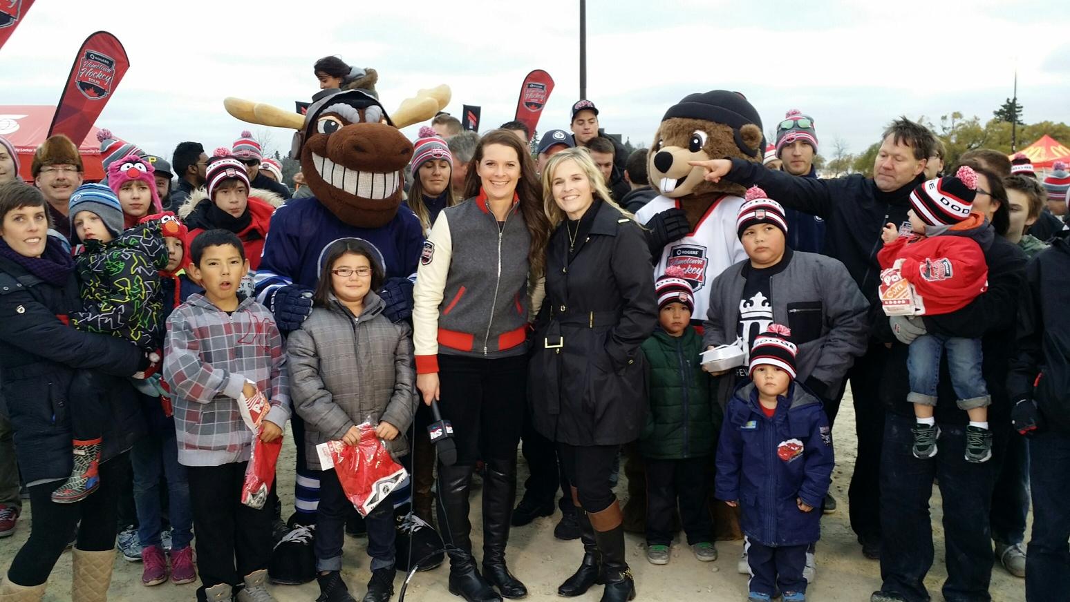 Rogers Hometown Hockey 2014 - Selkirk, MB