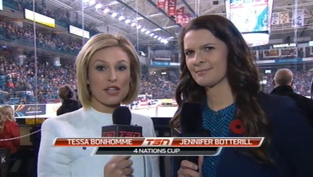 TSN - 2014 Four Nations Cup LIVE from Kamloops, BC