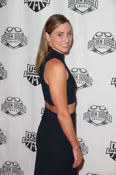 2015 Golden Goggles Awards at LA Live/ JW Marriott - November 30.  Haley was nominated twice for Best Female Swimmer of the Year and Best Female Race of the Year.