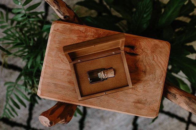 All your wedding films packaged up in a beautifully designed wooden box. I take as much care in packaging as I do your video! It's all in the details 🌿