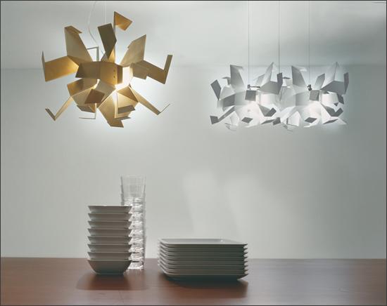 Варианты подвесных светильников Glow