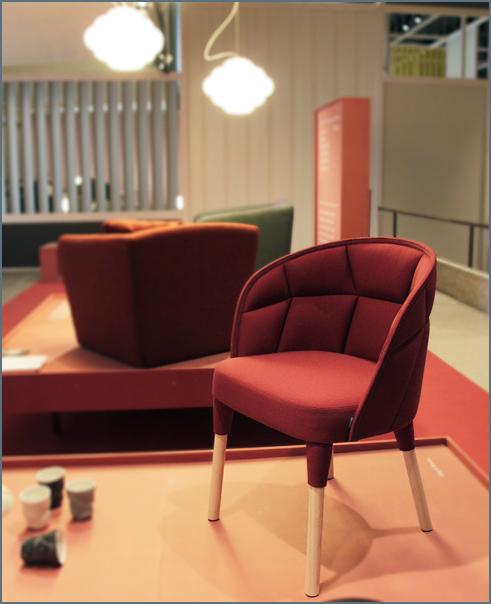 Emily Chair от Farg & Blanche
