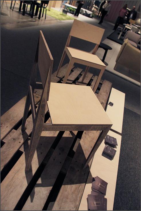 RS chair от Roiivar Creative Studio