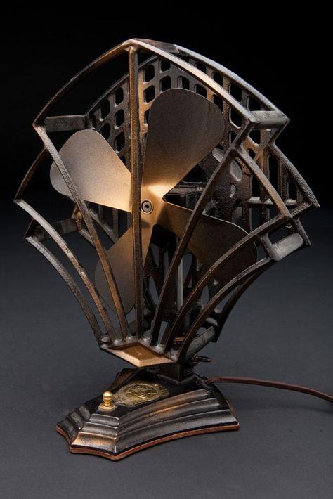 Вентилятор 1920х годов