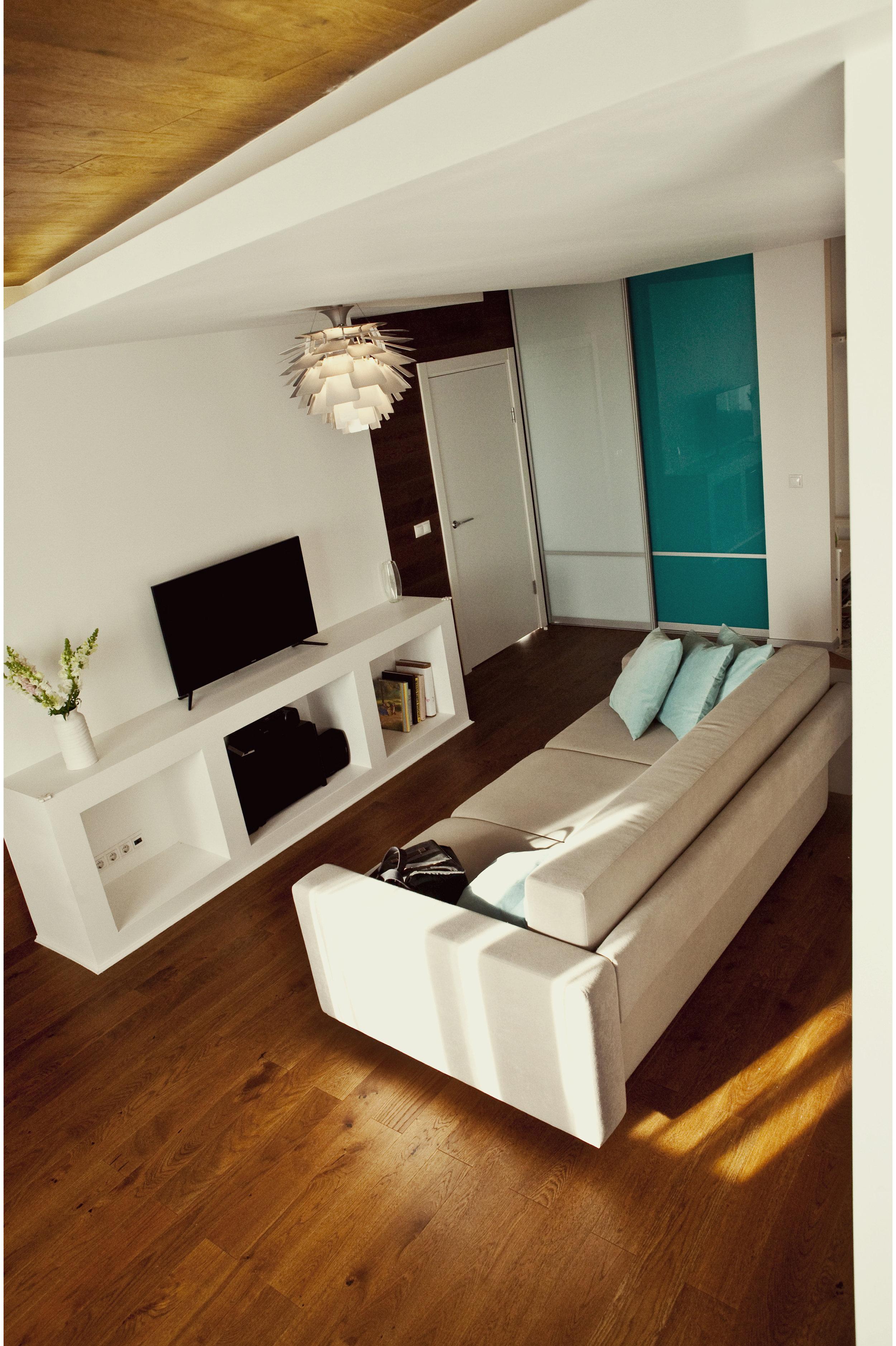 Copy of Contemporary living room interior