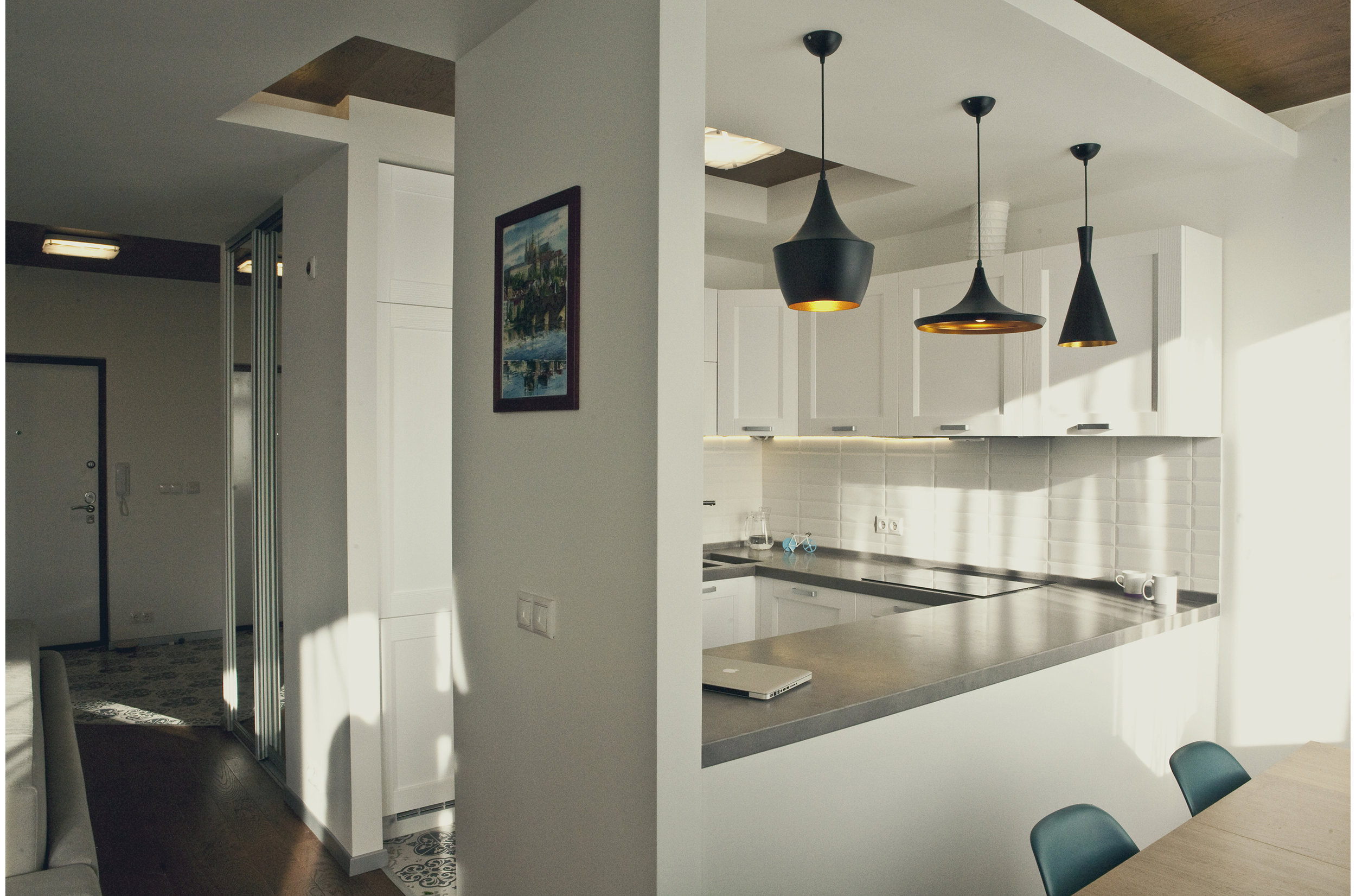 Copy of Contemporary kitchen/dining