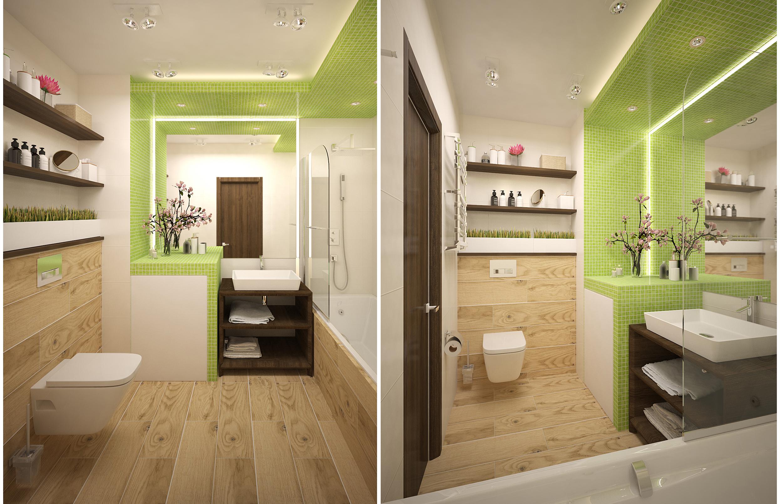 Copy of Contemporary bathroom interior