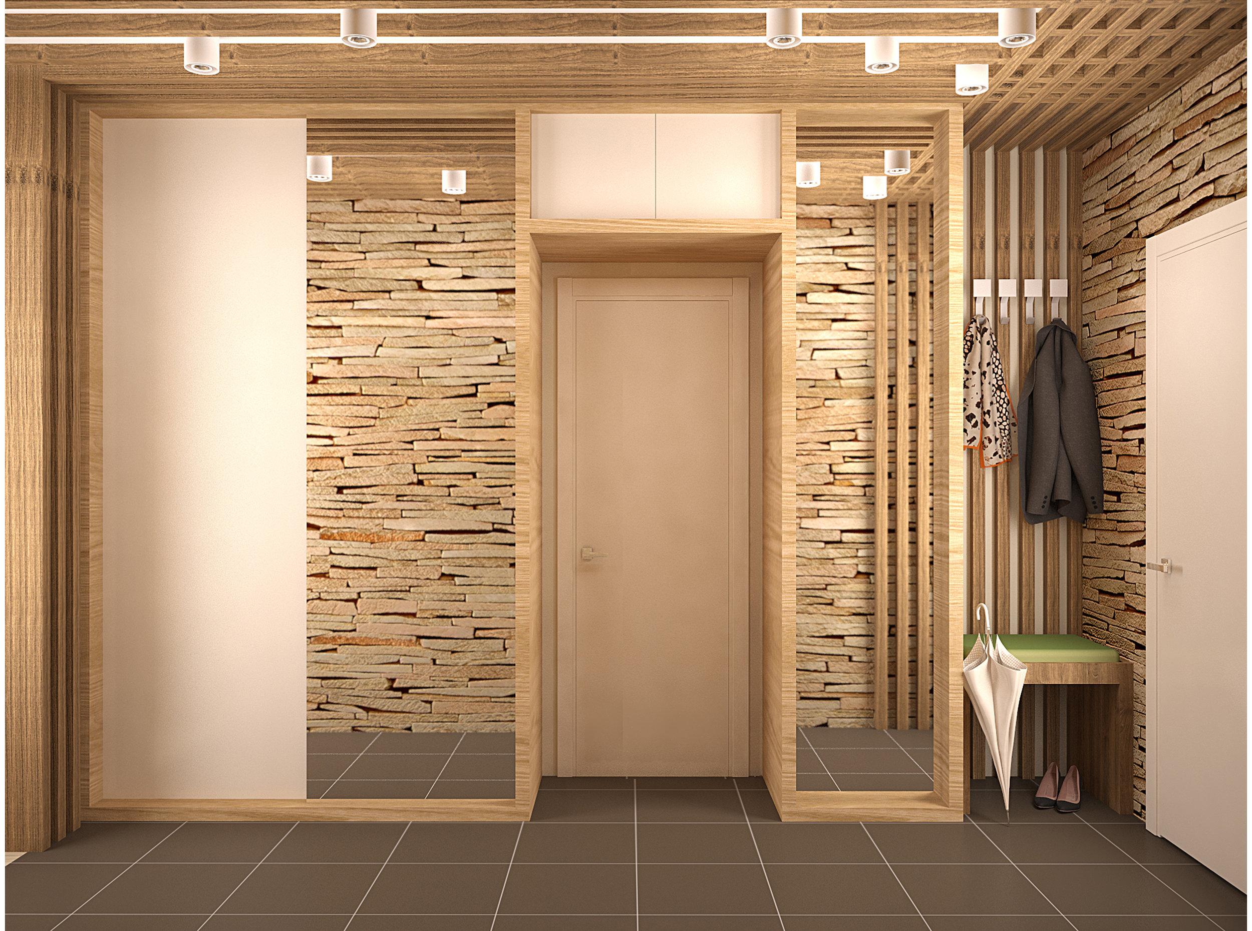 Copy of Hallway interior