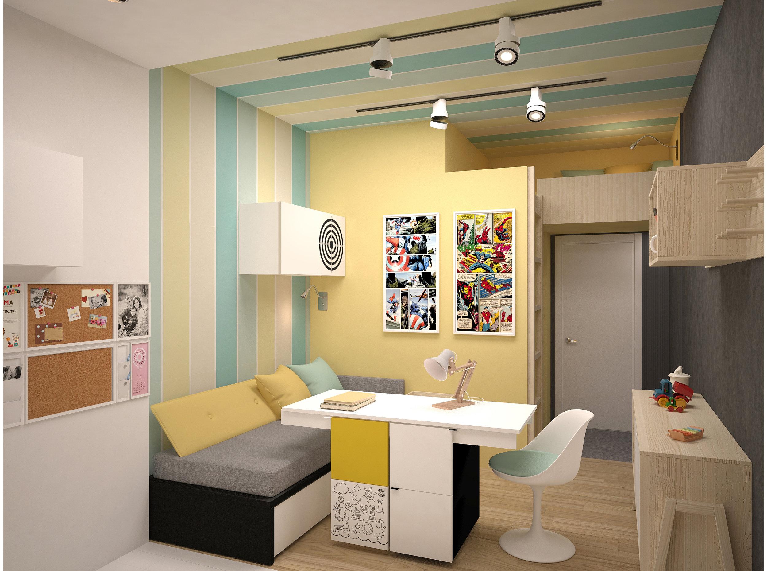 Copy of Boys bedroom
