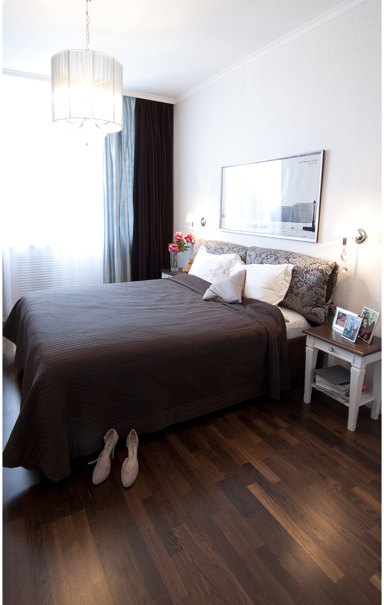 Copy of Traditional style bedroom interior