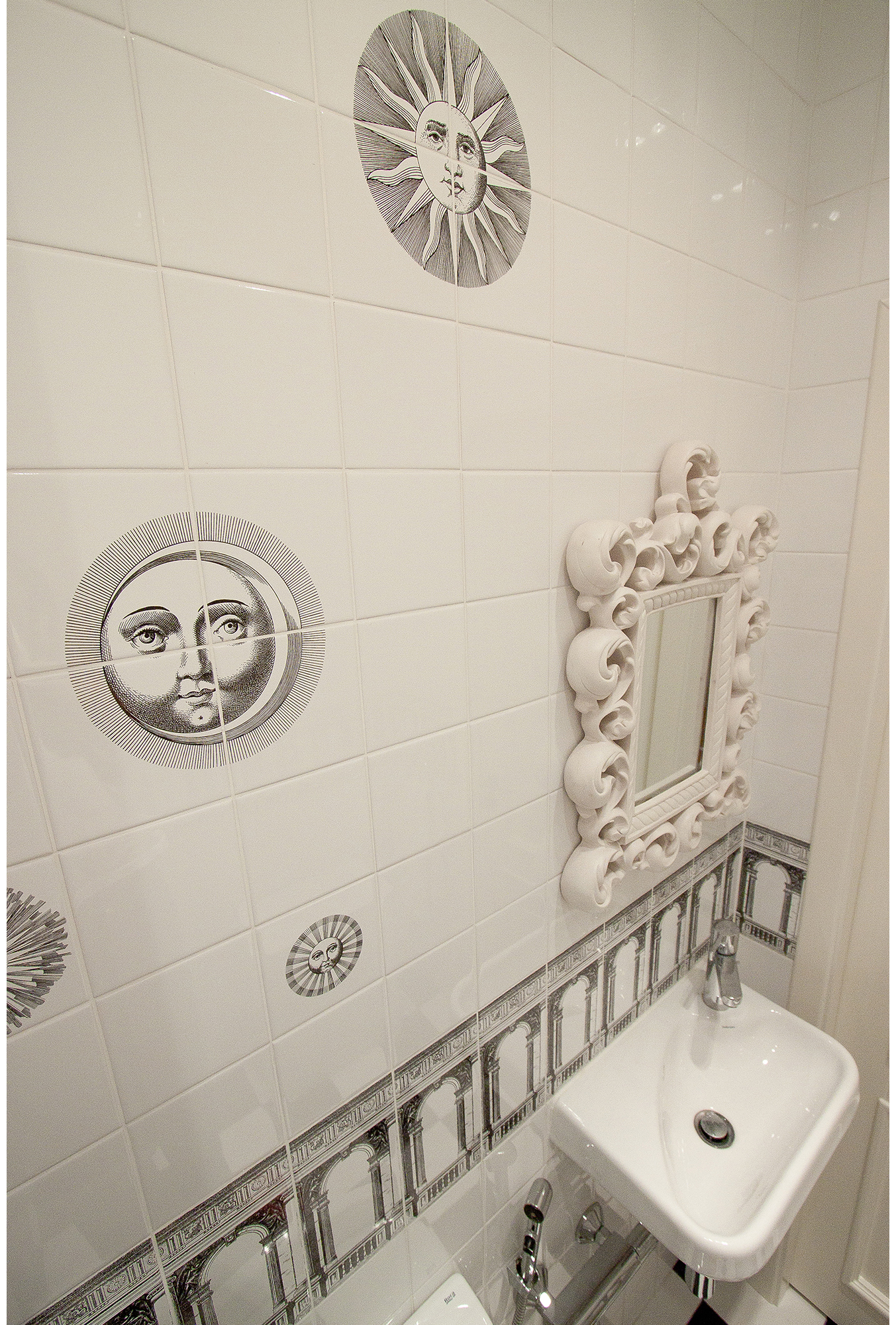 Copy of Traditional bathroom interior