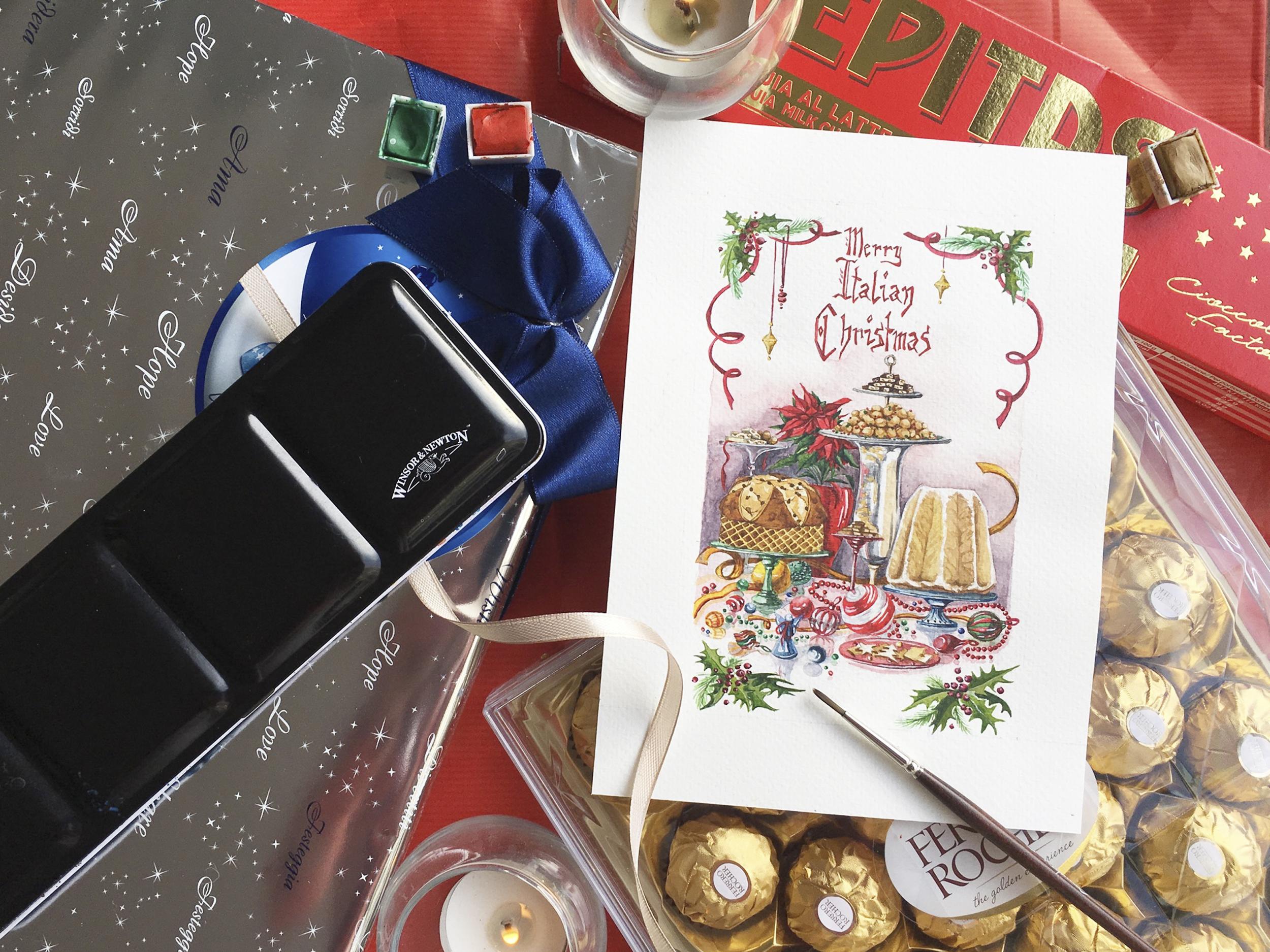 Merry Italian Christmas