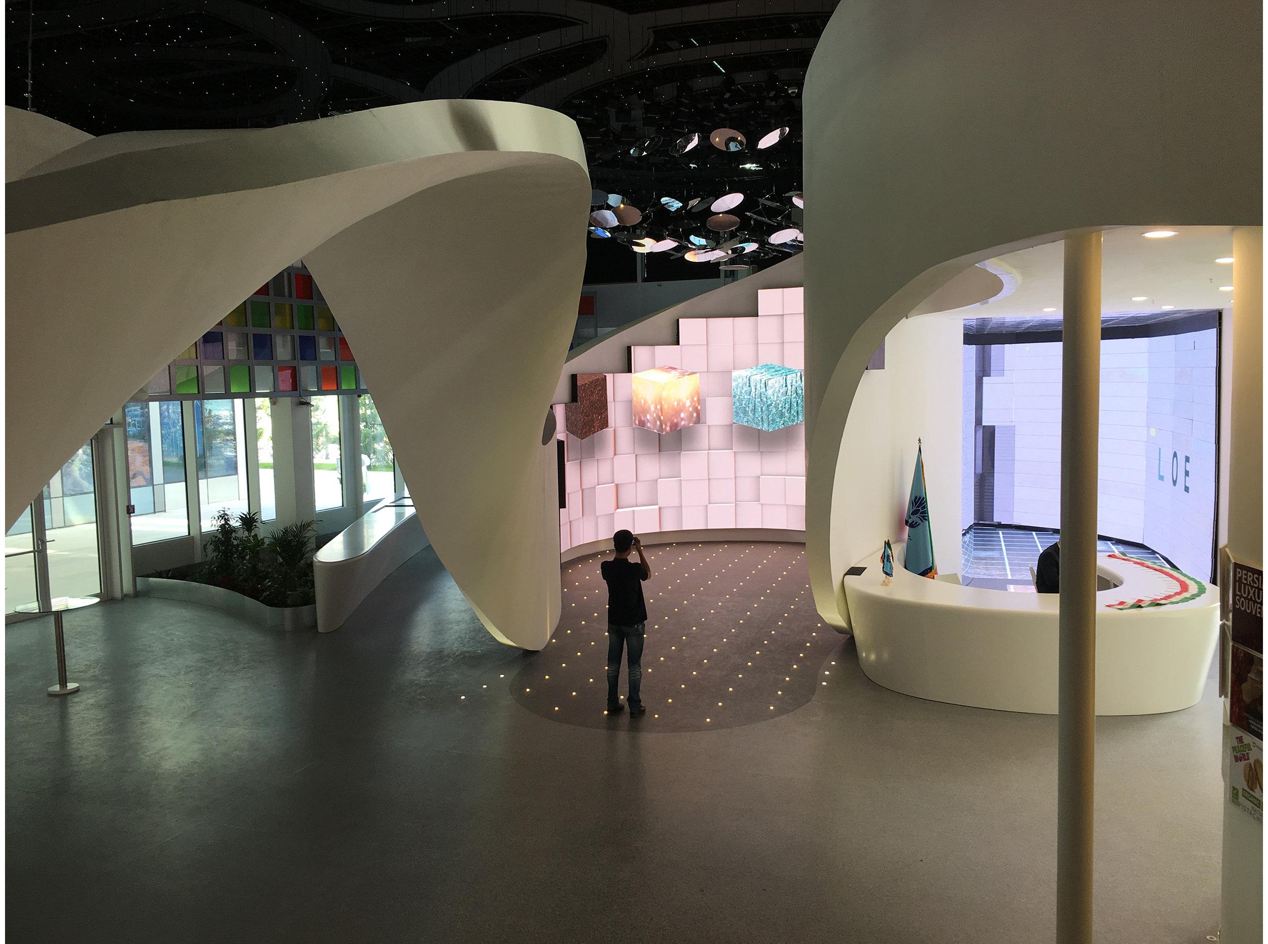 IRAN pavilion EXPO Astana-2017