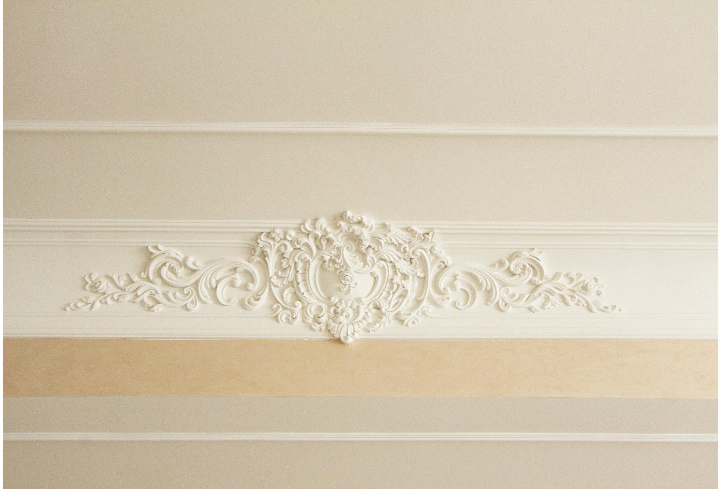 Copy of Decorative plaster ceiling ornament details