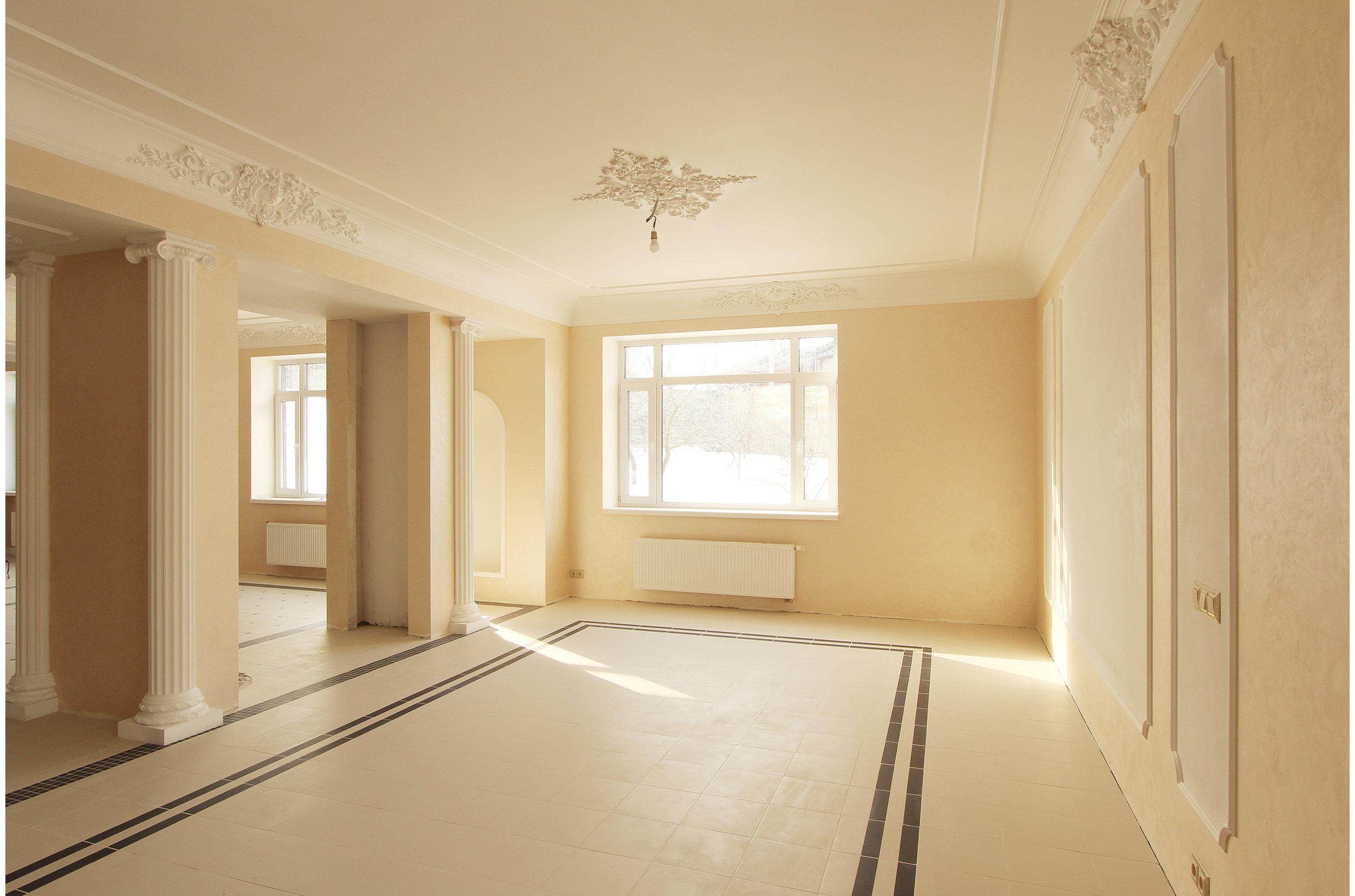 Copy of Classical interior