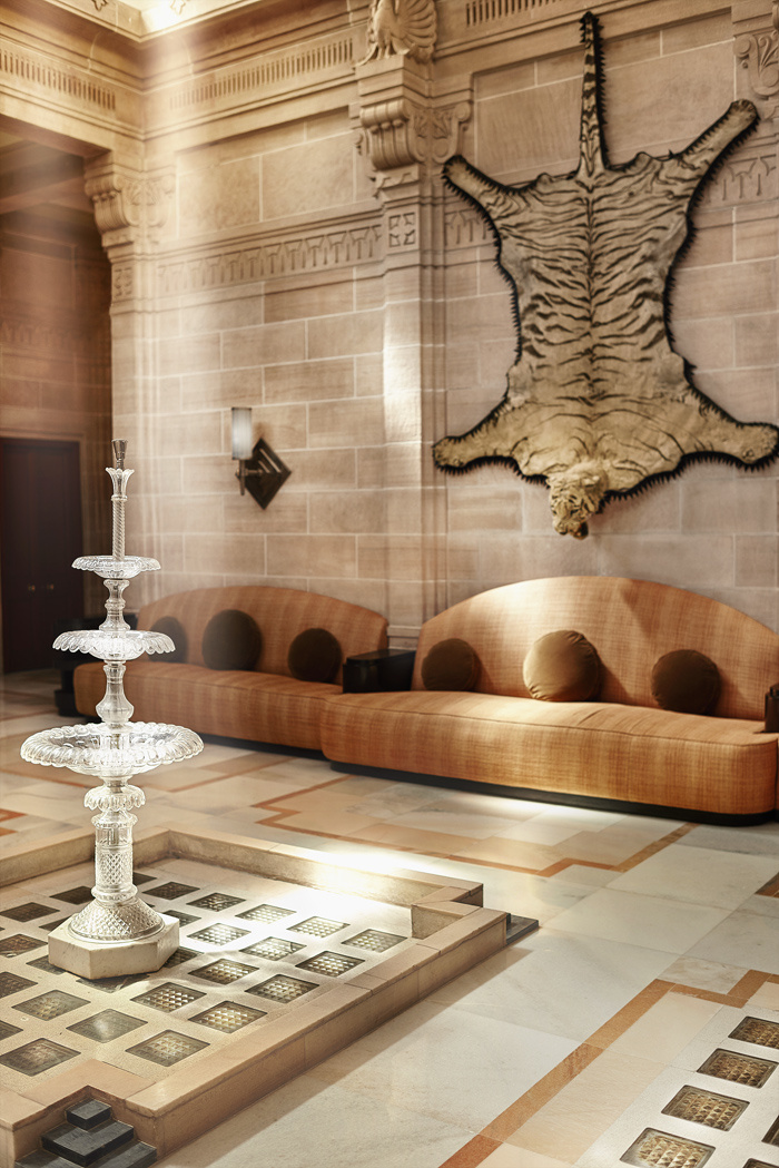 Интерьер дворца Umaid Bhawan