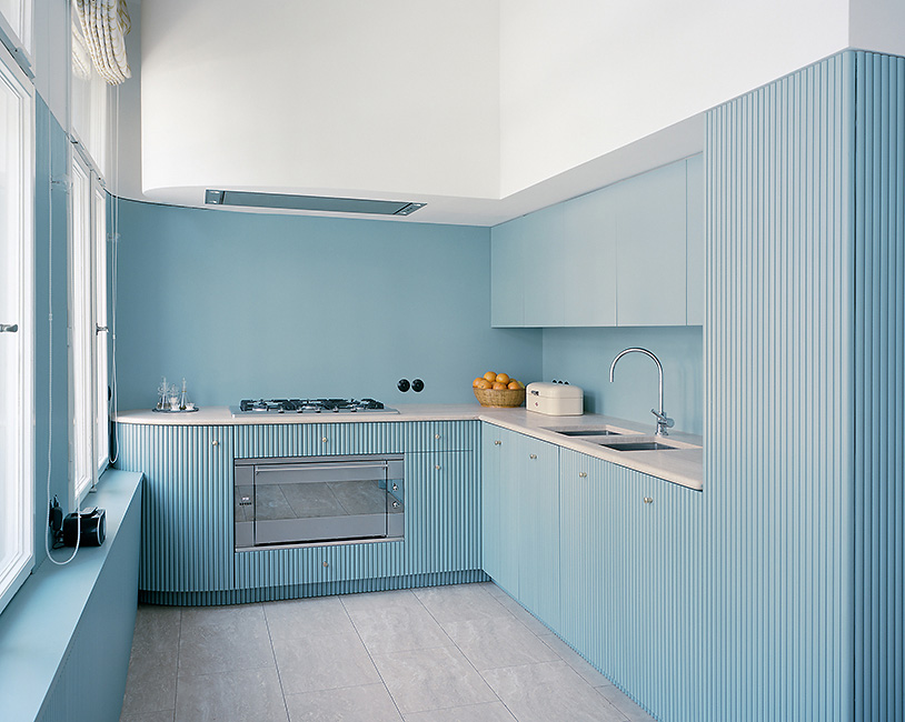 Кухня по проекту архитектора Thomas Kroger. Источник: www.busyboo.com