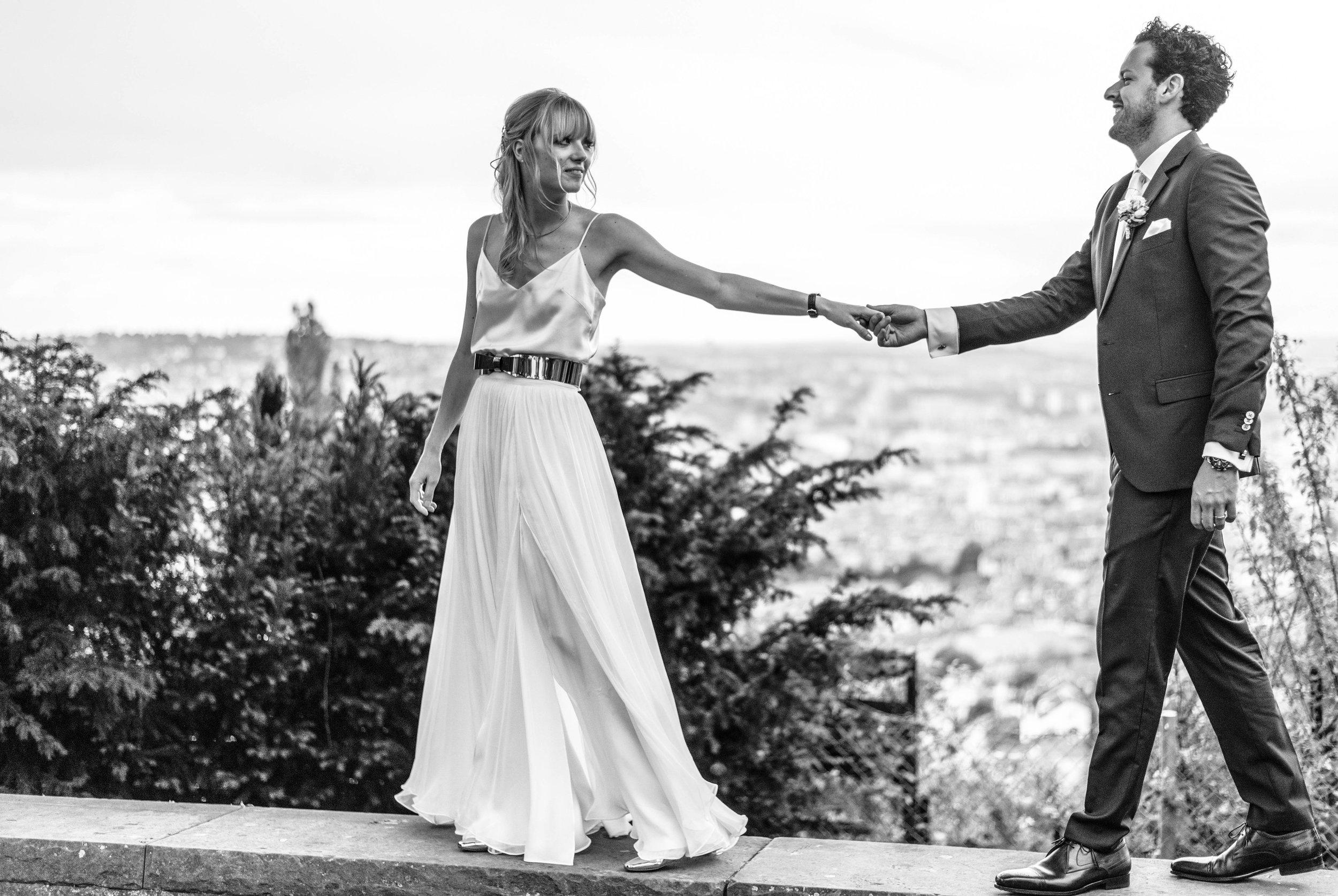 WEDDING ATTIRE -