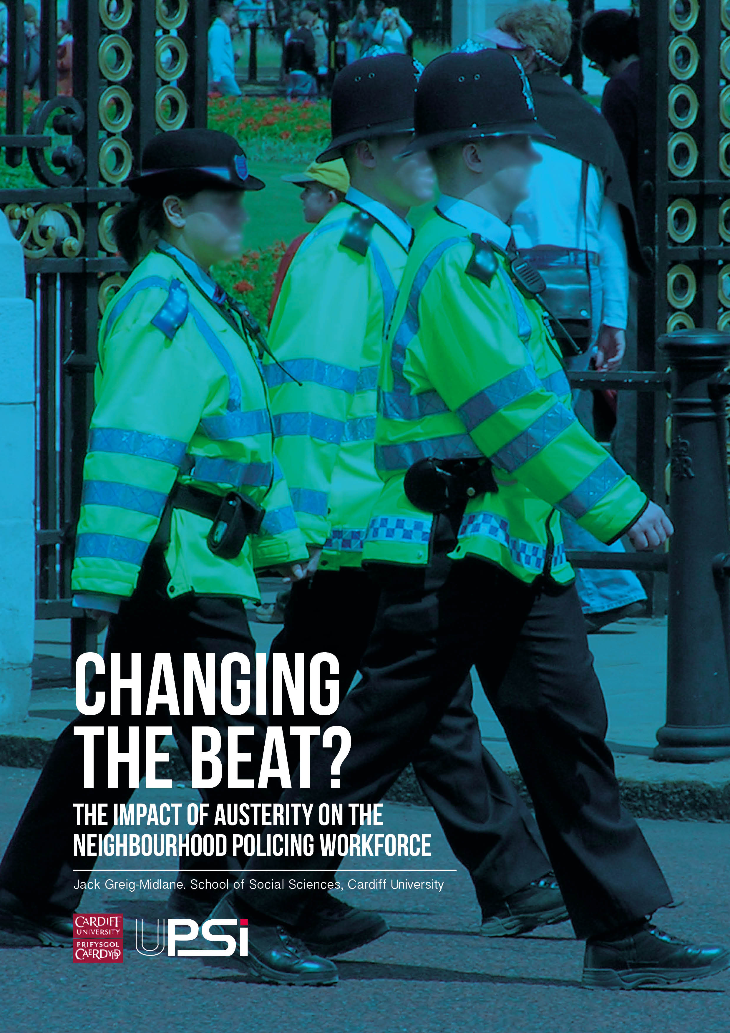 Changing the Beat? The Impact of Austerity on the Neighbourhood Policing Workforce