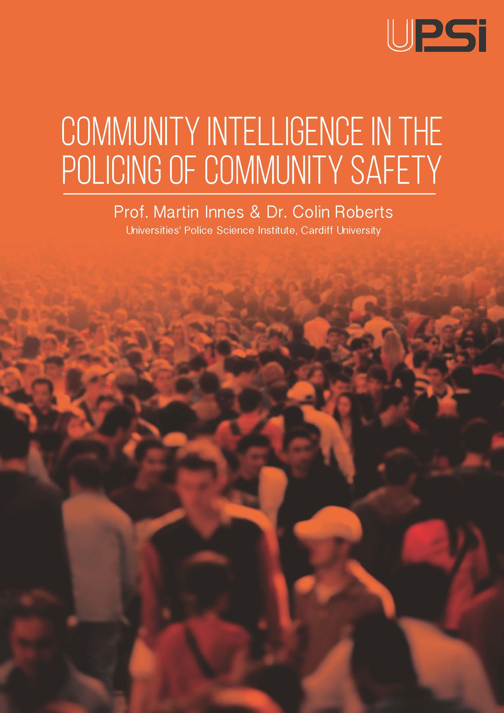 Community Intelligence in the Policing of Community Safety