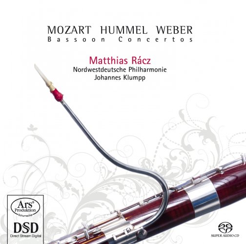 Basson concerts mit Matthias Rácz