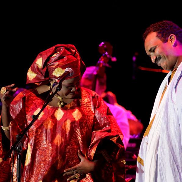 Westafrika Tour mit dem BuJazzO