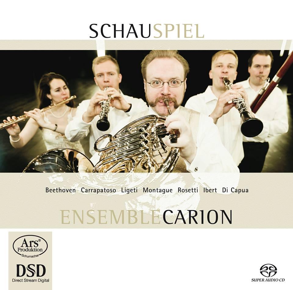 """SACD Produktion mit Carion - """"SchauSpiel"""""""