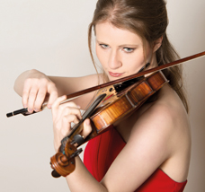 Liv Migdal - Violine, Marian Migdal, Klavier